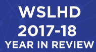 WSLHD Year in Review 2017-18