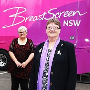 WNH breast screen widget image
