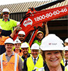 Westmead celebrates historical day in hospital redevelopment
