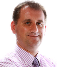Andrew Newton, General Manager Westmead Hospital