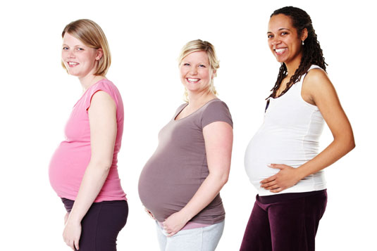 whooping cough 3 pregnant women