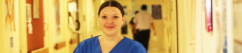 Logan Muddle recipient of Aboriginal Nursing Cadetship