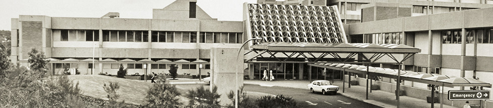 Historical Image of Westmead Hospital