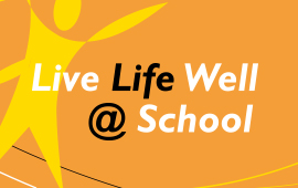 Live Life Well graphicbox