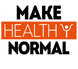 home page Make healthy normal