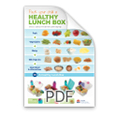 healthy lunchbox poster thumbnail