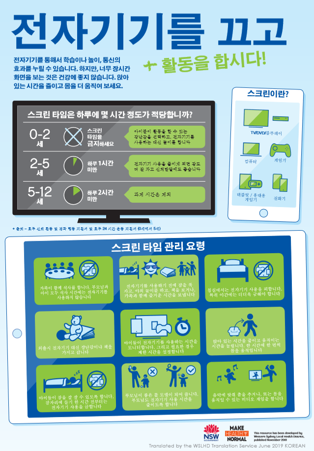 korean screens infographic