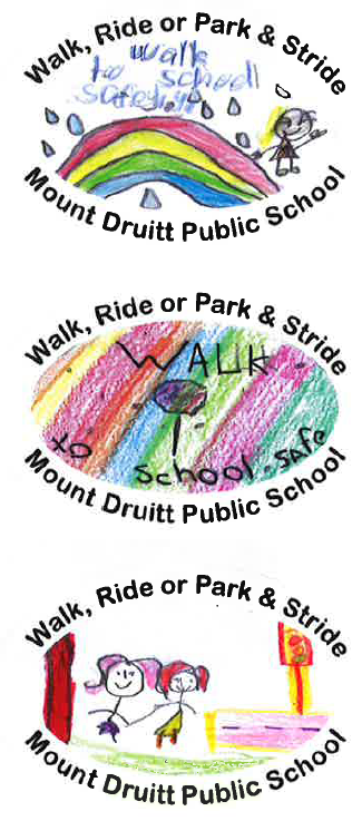 active travel stickers 1