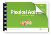 Physical Activity for babies and toddles
