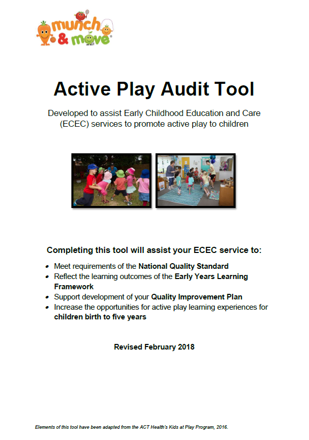 active play audit