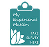 Click on the icon to complete the Westmead Hospital Patient Experience survey