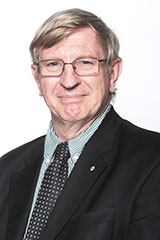 Professor Jeremy Chapman - Clinical Director, Division of Medicine & Cancer Services, Westmead Hospital