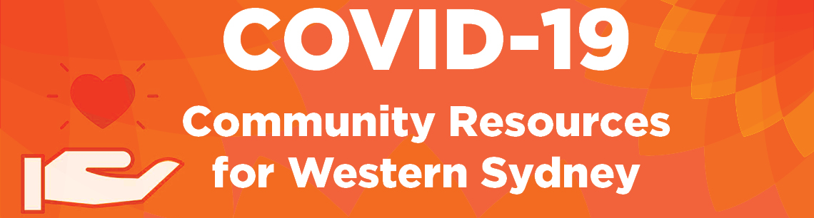 COVID-19 Community Resources website banner