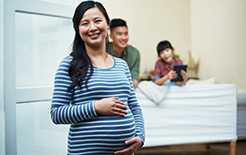 Pregnant women and new parents-270x170