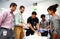 First year doctors at Westmead & Blacktown hospitals