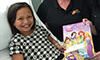 Staff from Erskine Park's Stir Crazy noodle restaurant donating christmas gifts to patients in Mount Druitt Hospital