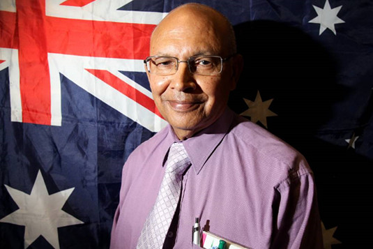 Australia Day honour for Westmead Hospitals Jay Chandra