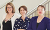 Female members of the Western Sydney Local Health District executive team