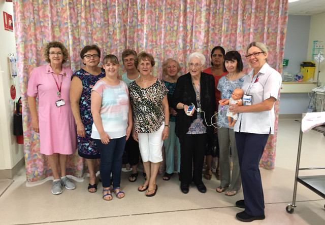 Blacktown Hospital's Pink Ladies
