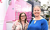 Westmead Breast Cancer Institute will have its mobile breast screening van at Stanhope Village Shopping Centre on 7 April 2017